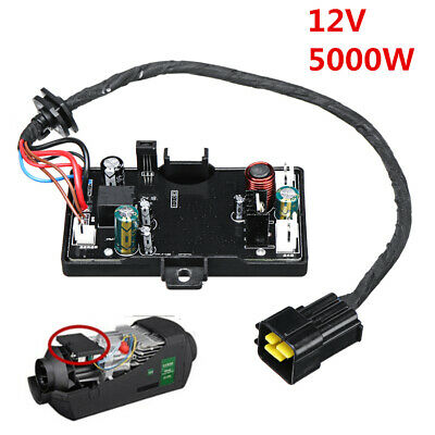 Main Control Board Motherboard For 12V 3000W 5000W Diesel Air Heater Car Truck