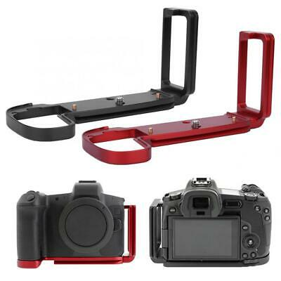 Alumi Camera L Bracket Hand Grip Vertical Holder Plate Grip for Canon Eos R EOSR