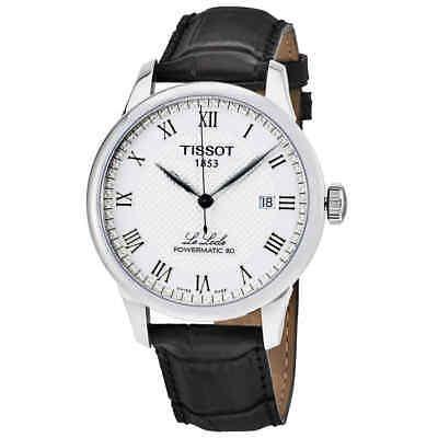 Tissot Le Locle Powermatic 80 Automatic Men's Watch T006.407.16.033.00