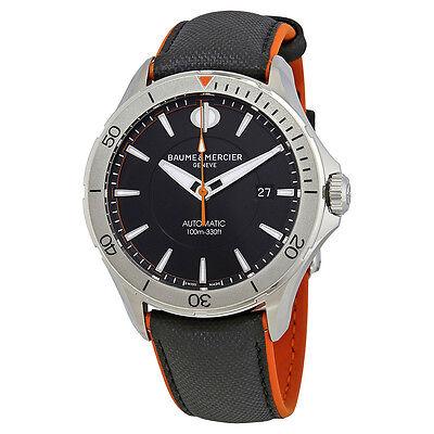 Baume et Mercier Clifton Automatic Mens Watch MOA10338