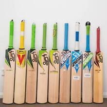 Brand New Cricket Bats & FREE PADS & $10 OFF THIS WEEKEND Bridgeman Downs Brisbane North East Preview
