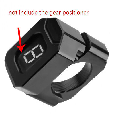 Motorcycle Speed Gear Display Indicator Holder Bracket for Honda Yamaha Kawasaki