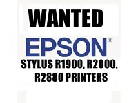 Looking for Epson R1900 R2000 R2880 Printers