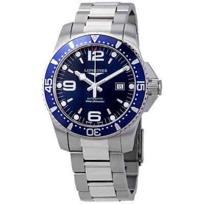 Longines HydroConquest Automatic Blue Dial Men's Watch L3.841.4.96.6