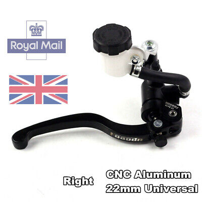 MOTORCYCLE HYDRAULIC BRAKE CLUTCH LEVER MASTER CYLINDER SENSOR CABLE R