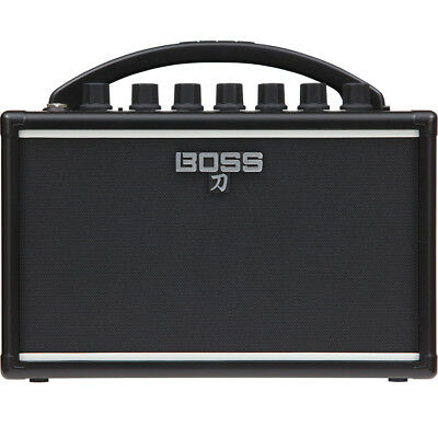 Boss KATANA-MINI 7W Portable Guitar Amplifier, New!
