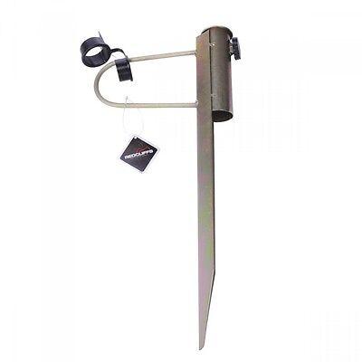 Sonnenschirm Bodenhülse Ø25-35mm Metall Schirmständer Ständer Schirmhalter