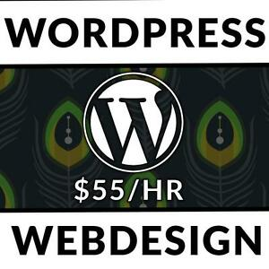 $55/hr Web Design | Small Business Marketing | Fast and Affordable Call 1-855-447-4466