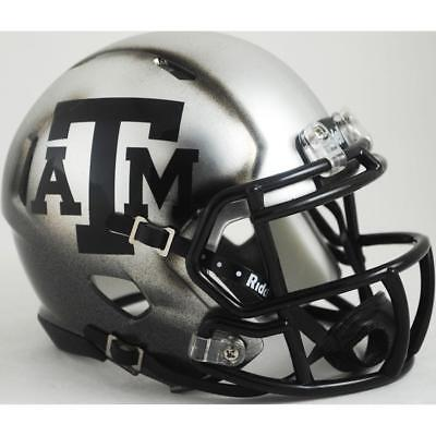 TEXAS A&M AGGIES ICE HYRDO SPEED AUTHENTIC FOOTBALL HELMET
