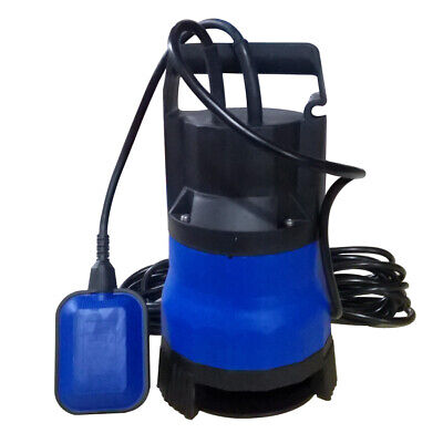 12 Hp Submersible Water Pump Clean Clear Dirty Swimming Pool Pond Flood 2000gph