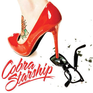 COBRA-STARSHIP-Nightshades-CD-BRAND-NEW-SEALED-FREE-UK-P-P