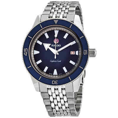 Rado Captain Cook Automatic Blue Dial Men's Watch R32505203