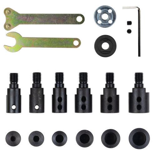 Motor Shaft Coupler Sleeve Saw Blade Coupling Saw Chuck Adapter Connecting Rod