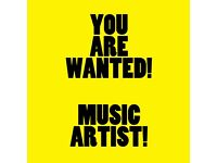 Music Artists Wanted For You Tube Exposure.