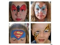 Face Painting and Glitter Tattoo by FAIRY ROSE