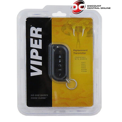 VIPER 7654V REPLACEMENT COMPANION REMOTE TRANSMITTER FOR 5501, 5901 4704 & 5902