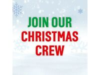 Waiters, Food handlers, Bars staff needed for (Christmas events)