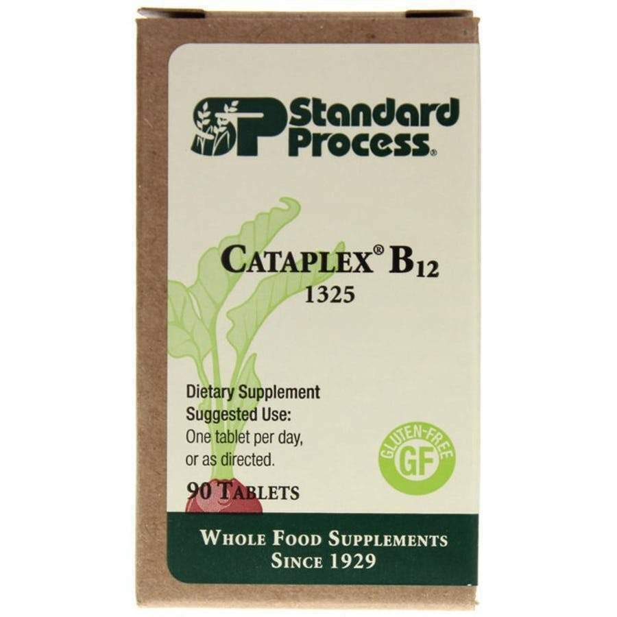 Standard Process - Cataplex B12 - 90 - Best Buy 2022 - New - Fast Shipping