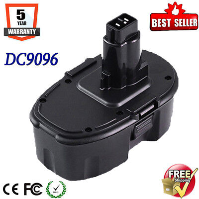 For Dewalt Dc9096 18 Volt Xrp Ni Cd Battery Dw9095 Dw9096 Dw9098 Power Tools New