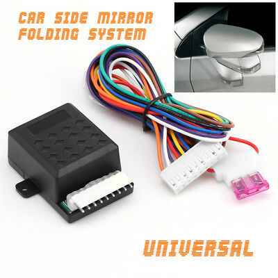 Universal Car Side Mirror Smart Auto Folding System Automatic Folding Modules