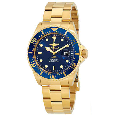 Invicta Pro Diver Blue Dial Mens Watch 22063
