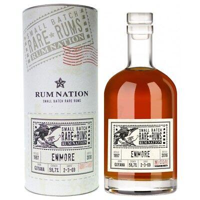 Rum Nation - Pequeño Lote Rare Rones - Arenys De Mar 1997