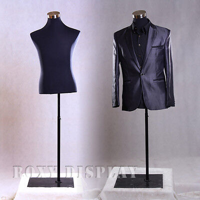 Male Mannequin Manequin Manikin Dress Body Form 33m02bs-05bk