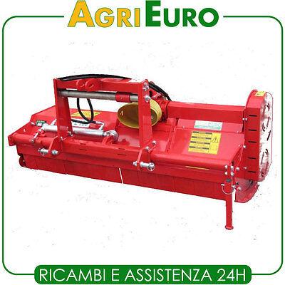 Trinciatrice per trattore media FL 164, trinciasarmenti, trinciaerba, trincia a