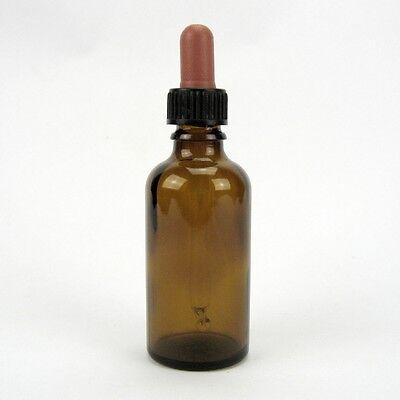 10x Braunglasflasche Pipettenflasche Standard Verschluss Pipette 50 ml
