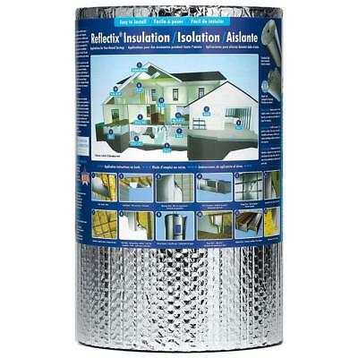 Reflectix 33.3-sq Ft Reflective Roll Insulation Easy To Install Energy Saving