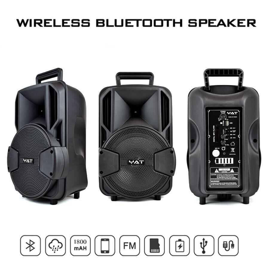 wireless speaker stereo audio usb tf card