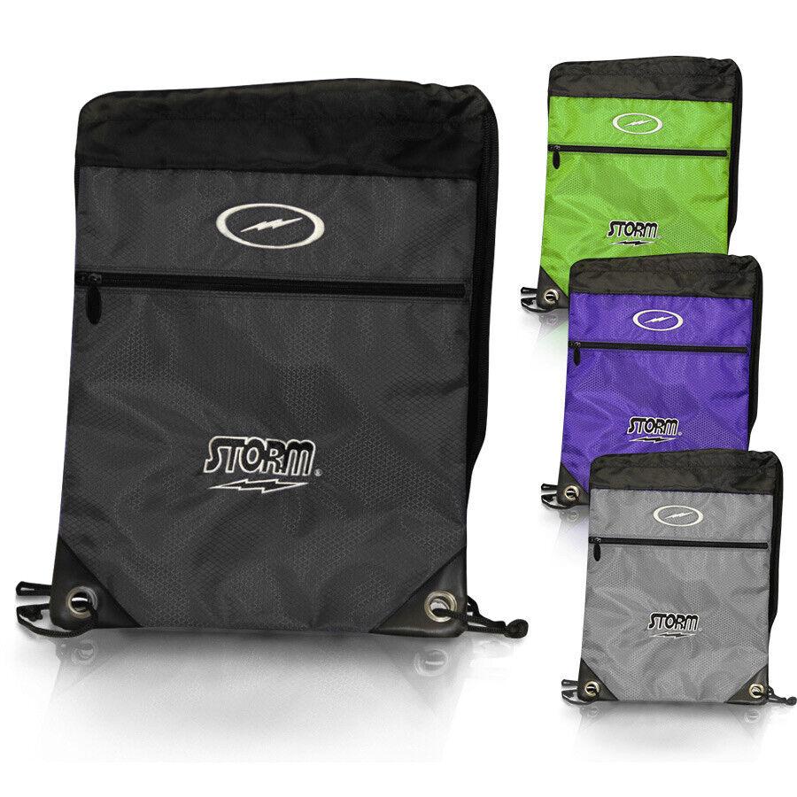 Storm Ez String Bag Backpack Bowling Ball Bowling Shoes Gym