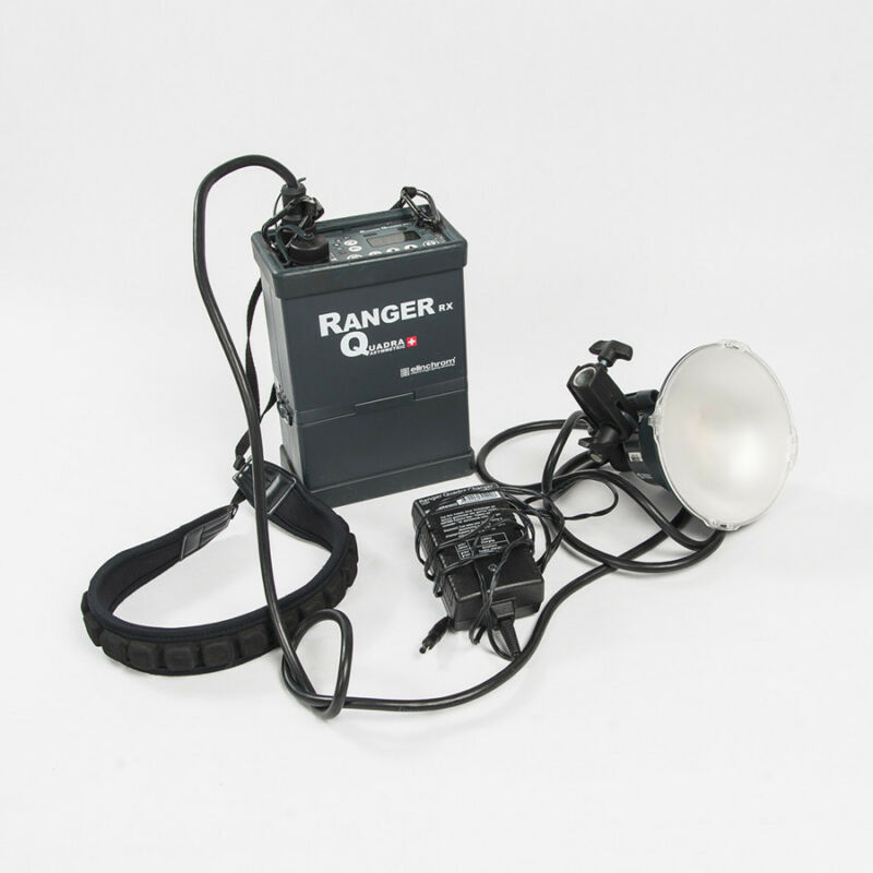 Elinchrom Ranger RX Quadra Head S