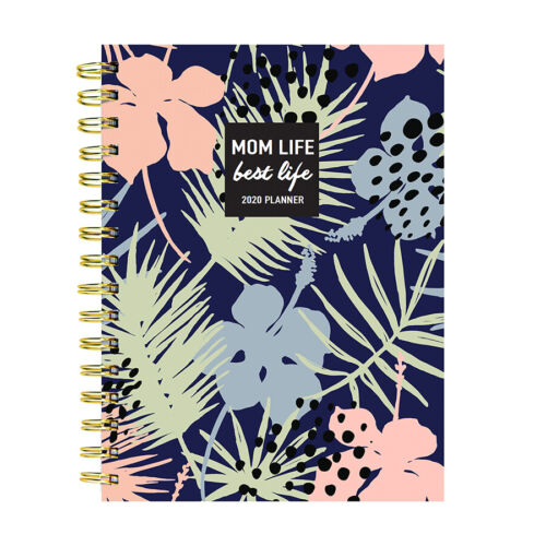 2020 Mom Life Medium Weekly Monthly Planner
