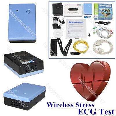 Contec8000s Wireless Stress Ecgekg Analysis Systemexercise Stress Ecg Test
