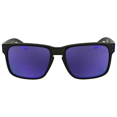 Oakley Julian Wilson Violet Iridium Sunglasses