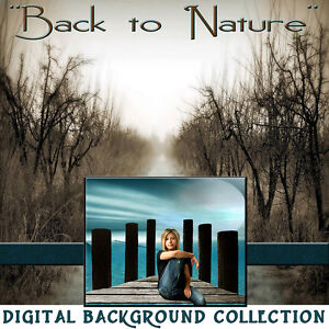 Digital Photography Backgrounds Studio Nature Backdrops Photo Props 1Q