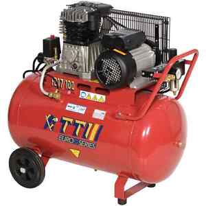 IRON AIR TTI TOTALS TOOLS AIR COMPRESSOR Wollongong Wollongong Area Preview