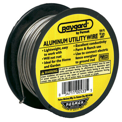 16ga 50m Aluminum Electric Fence Wire