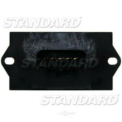 HVAC Blower Motor Resistor Rear Standard RU-490