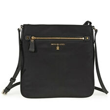 Michael Kors Kelsey Large Crossbody Bag - Black 32F7GO2C3C-001
