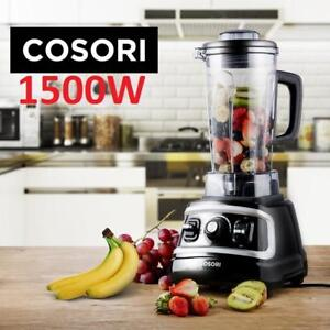 NEW COSORI PRO CLASS 1500W BLENDER C700-PRO 226002674 Upgraded Vacuum Sealing System with Starter Kit, Large
