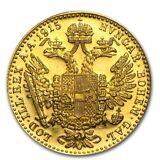 SPECIAL PRICE! 1915 Austria Gold 1 Ducat BU Prooflike - SKU #159415