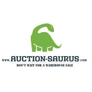 ONLINE AUCTION TONIGHT - www.AUCTION-SAURUS.com