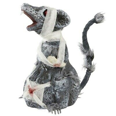 ZOMBIE RATTE # Halloween Party Deko Maus Nagetier - Halloween Dekoration