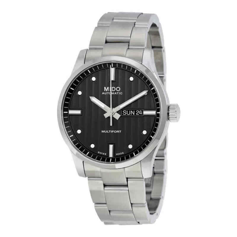 Mido Multifort Automatic Anthracite Dial Men Watch M005.430.11.061.80