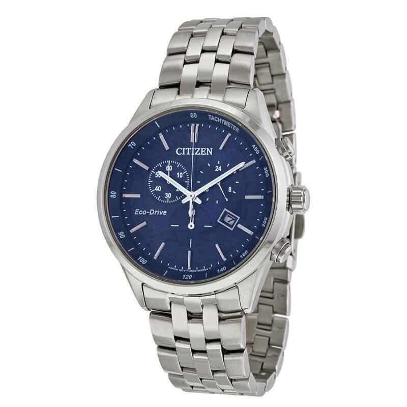 Citizen-Sapphire-Collection-Eco-Drive-Chronograph-Blue-Dial-Men-Watch