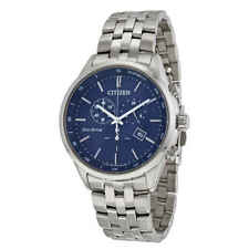Citizen Sapphire Collection Blue Dial Men's Watch AT2141-52L