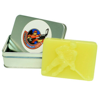 Hockey Stick Wax - Hockey Stick Wax 100% Beeswax, Hockey Joe Brand