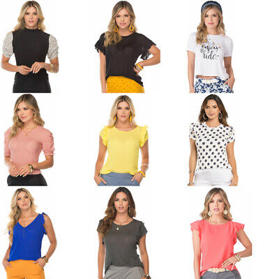 Ropa colombiana Ryocco women's fashion Tops and Blouses
